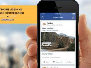 Video-Facebook-Interazioni