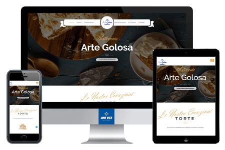 Pasticceria Arte Golosa Agropoli