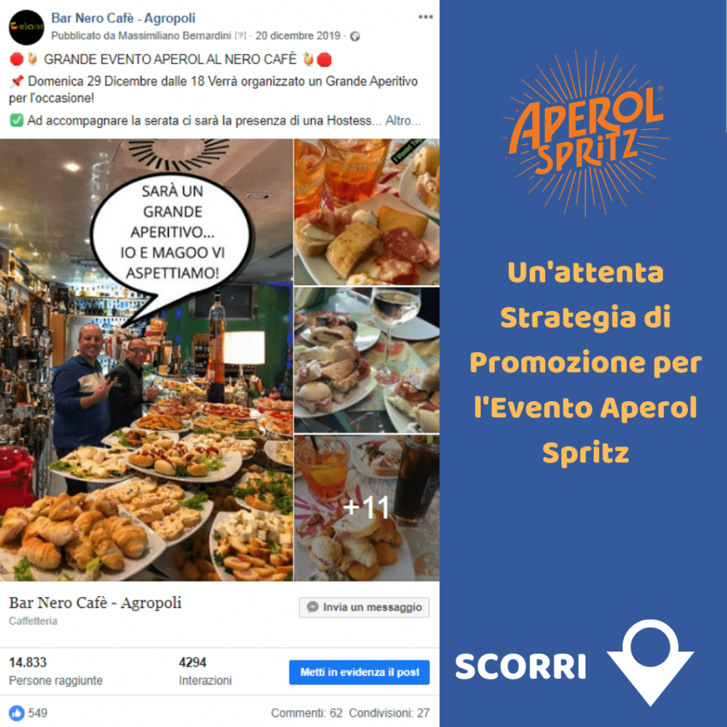 Gestione pagina social agropoli